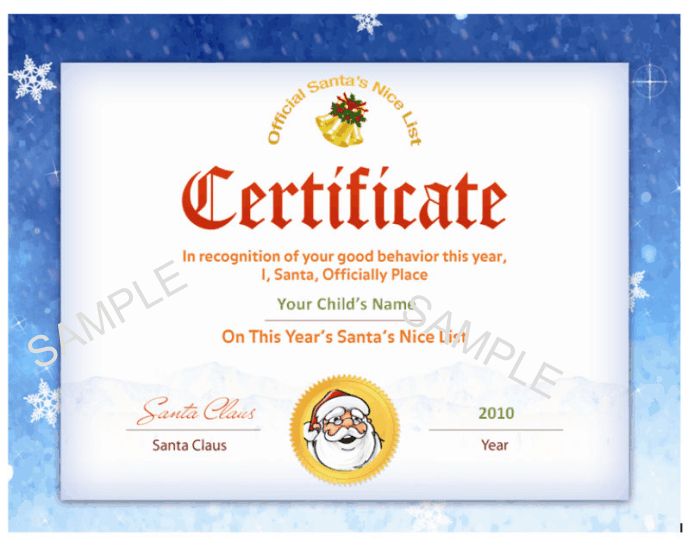 Pin Printable Certificate Printable Certificates Free Printable on ...
